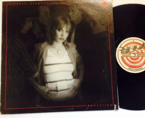 HOLLY STANTON Temptation Lp 1981 Solid Smoke Records