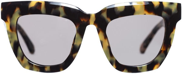 VALLEY EYEWEAR - LUDLOW - Yellow Tort/Brown Lens