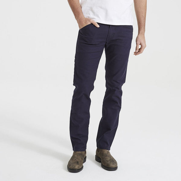LEVI'S®-505™ REGULAR FIT WORKWEAR UTILITY PANTS Nightwatch Blue Canvas