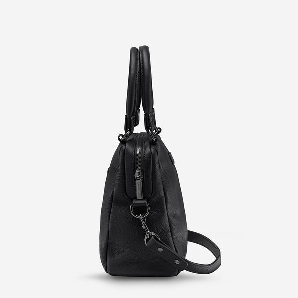 STATUS ANXIETY - Last Mountains Women's Bag - BLACK