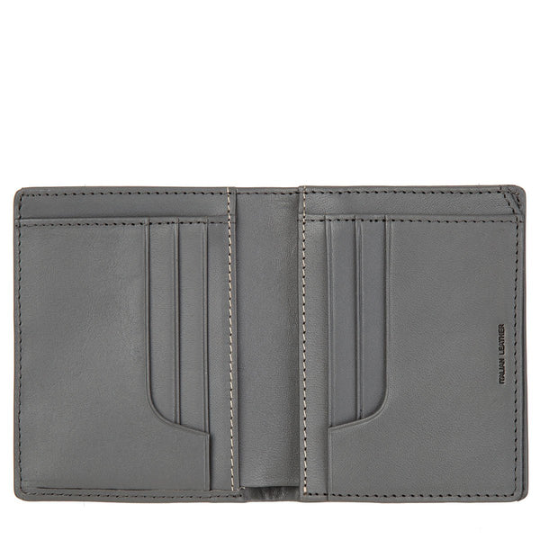 STATUS ANXIETY - Nathaniel Wallet - SLATE