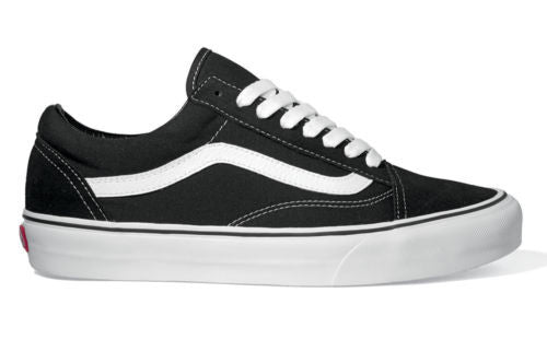 VANS - Old School - BLACK/WHITE
