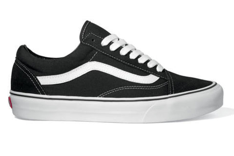 VANS -Old school black/white