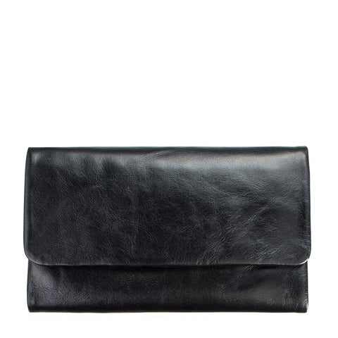 STATUS ANXIETY -  Audrey black wallet