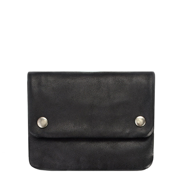 STATUS ANXIETY - Norma Black wallet
