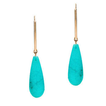 Blue Amazonite Drops