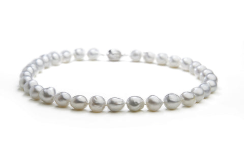 Australian Salt water Baroque Pearl Necklace.