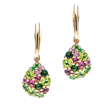 Isabelle Langlois Peridot Drops