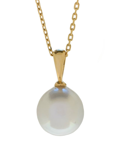 Rose White South Sea Pearl