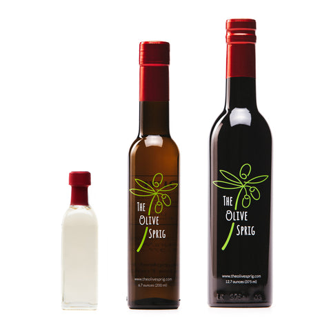 White Balsamic Bottle