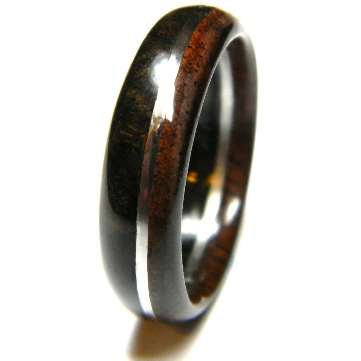 Unique mens wedding band junglespirit Choice Image