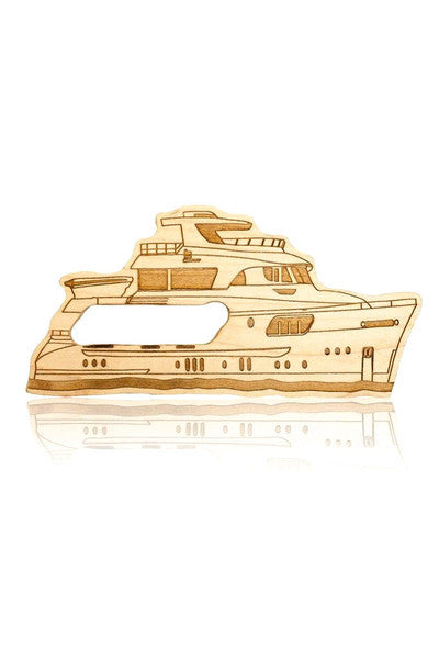 YACHT TEETHER | CAMERON | MAPLE WOOD - Cooper's Crib