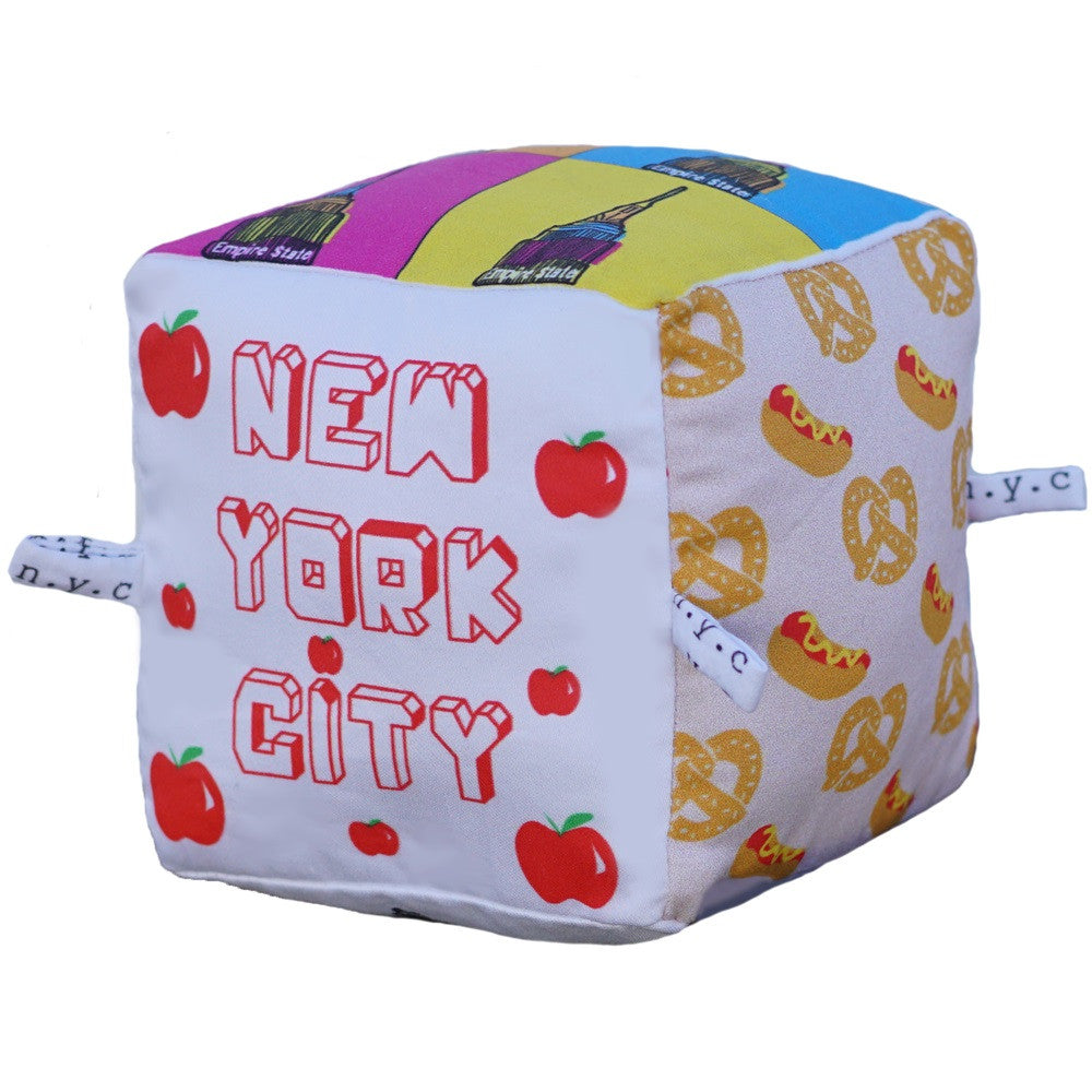CITY BLOCK | NEW YORK | ORGANIC COTTON - Cooper's Crib