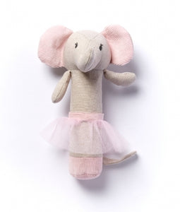 ELEPHANT RATTLE | COTTON - Cooper's Crib
