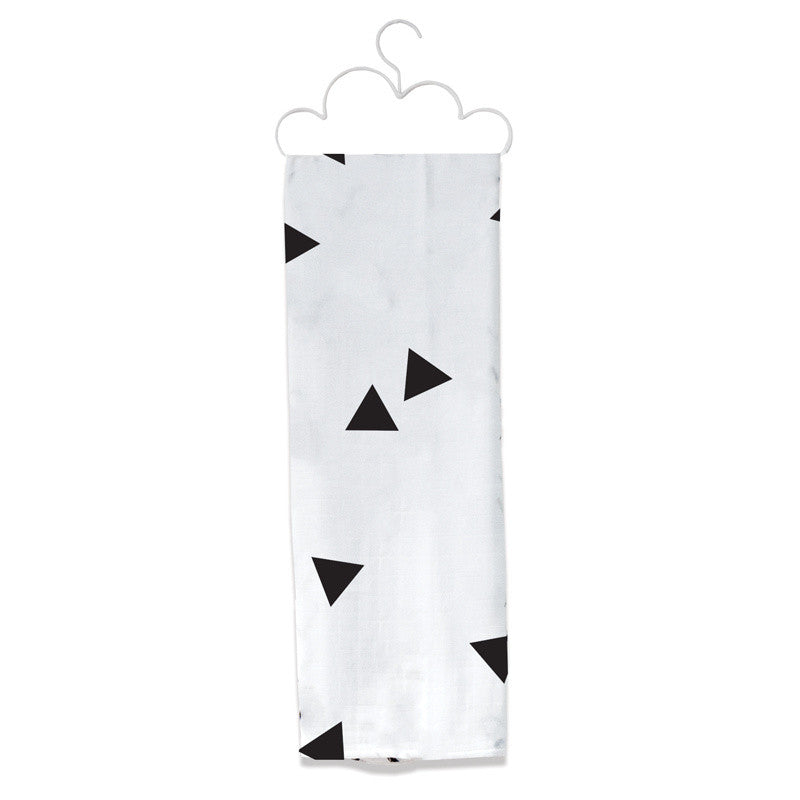 MUSLIN SWADDLE | TRIANGLE - Cooper's Crib