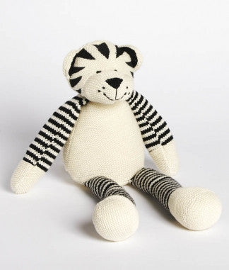 TIGER SOFT TOY | COTTON - Cooper's Crib