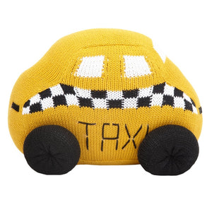 TAXI PILLOW | ORGANIC COTTON - Cooper's Crib
