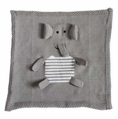 ELEPHANT SECURITY BLANKET