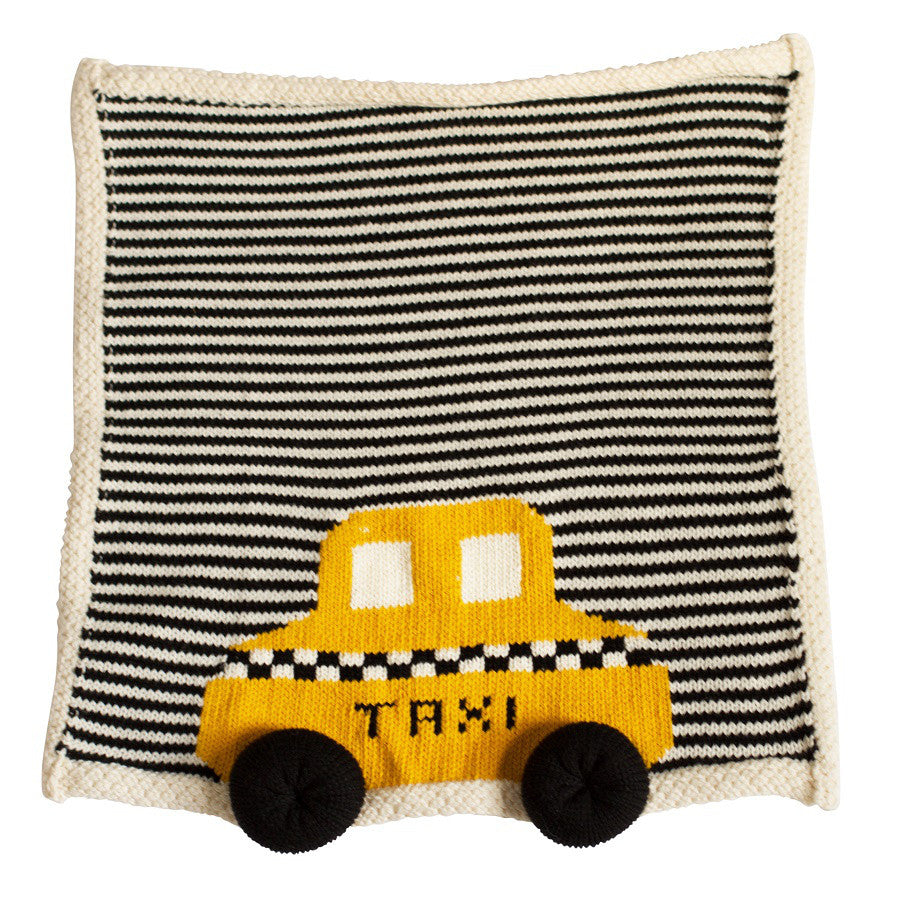 TAXI SECURITY BLANKET