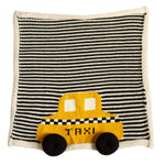TAXI SECURITY BLANKET | ORGANIC COTTON - Cooper's Crib