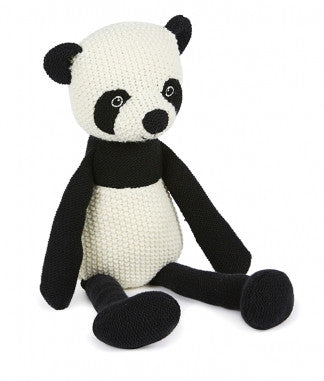 PANDA SOFT TOY | COTTON - Cooper's Crib