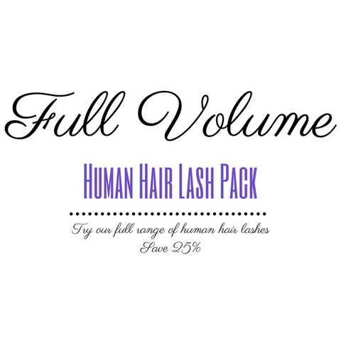 Full Volume Lash Pack