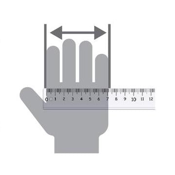 Measuring hand size for Storelli goalkeeper gloves