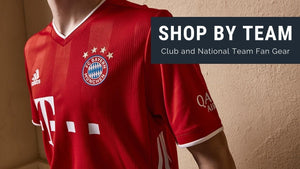 Shop Club and National Team Gear