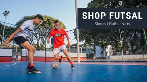 Shop Futsal Footwear, Balls, and Equipment