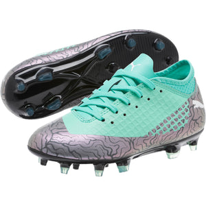 Kids' Puma FUTURE 2.4 FG/AG Football Boots