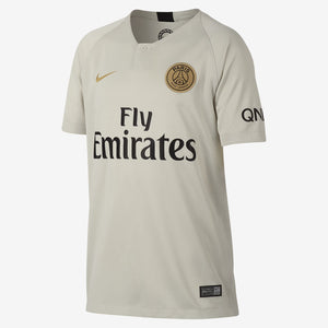 Nike - Kids' Nike Breathe Paris Saint-Germain Away Stadium Jersey - La Liga Soccer