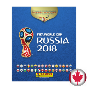 Panini - Panini 2018 World Cup Sticker Album - La Liga Soccer