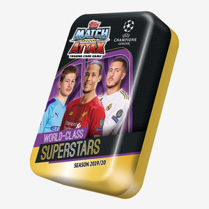 Topps 2019/20 UEFA Champions League Match Attax Mega Tins