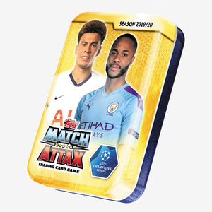 Topps 2019/20 UEFA Champions League Match Attax Mini Tins