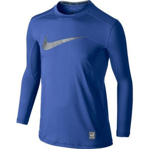 Nike - Nike Core Fitted Swoosh L/S Youth Top - La Liga Soccer