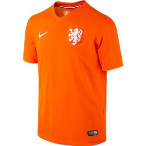 Nike - Nike Junior Dutch S/S Home Stadium Jersey 14 - La Liga Soccer