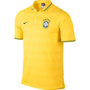 Nike - Nike League CBF Authentic Polo - Brasil - La Liga Soccer