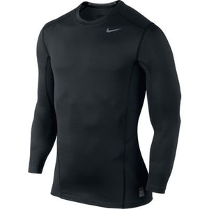 Nike - Nike HyperWarm Lite Fitted Crew Compression Top - La Liga Soccer