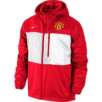 the best attitude e8378 b9075 Nike Winger Authentic Manchester United Jacket