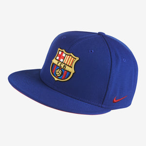 Nike - Nike FC Barcelona Core Adjustable Hat - La Liga Soccer