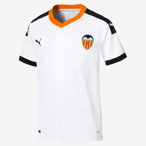 Men's Puma Valencia CF Home Replica Jersey