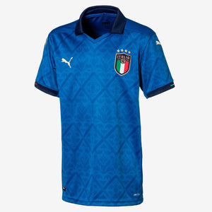 Kids' Puma FIGC Home Replica Jersey