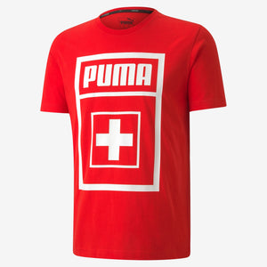 Men's PUMA SFV Switzerland DNA Tee