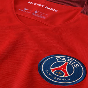 Nike - Nike Men's Paris Saint-Germain Stadium Top - La Liga Soccer