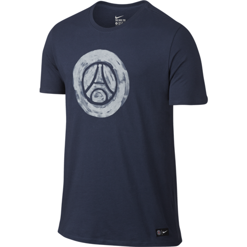 91db5123073 Nike Men's Paris Saint-Germain Crest T-Shirt