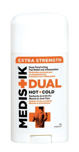 MediStik Dual Hot & Cold Analgesic Stick - La Liga Soccer