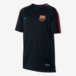 Kids' Nike Breathe FC Barcelona Squad Top