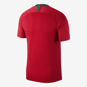 Nike - Men's Nike Breathe Portugal Home Stadium Jersey - La Liga Soccer