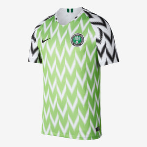 Nike Breathe Nigeria Stadium Home Jersey