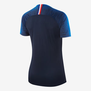Women's Nike Breathe France Stadium Home Jersey